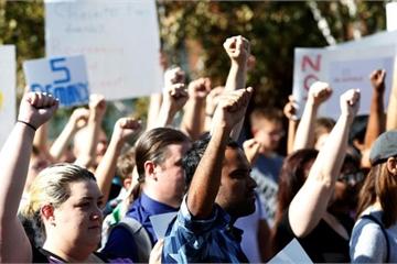 Thẳng tay sa thải nhân sự, Google bị hàng nghìn nhân viên biểu tình phản đối