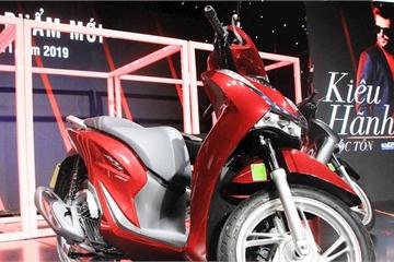 Honda SH 150i 2020 chính thức mở bán vào tuần sau