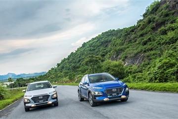 Hyundai bất ngờ đồng loạt giảm giá Grand i10, Kona và Elantra