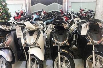 Năm 2019, người Việt mua 3,2 triệu xe máy mới