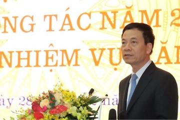 Bộ trưởng Bộ TT&TT Nguyễn Mạnh Hùng làm Trưởng tiểu ban Truyền thông về chống dịch Corona