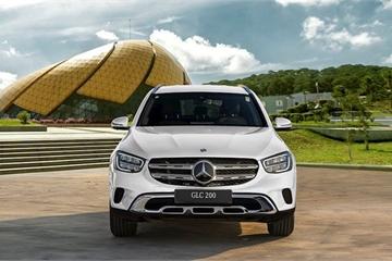 Bộ đôi Mercedes-Benz GLC 2020 vừa ra mắt, giá 2 tỷ đồng