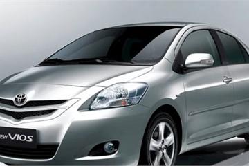 Toyota Việt Nam triệu hồi xe Toyota Vios và Altis sản xuất gần 15 năm để sửa lỗi