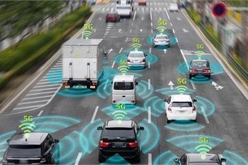 Sẽ có 83 triệu ô tô kết nối 5G lăn bánh trên đường vào năm 2035