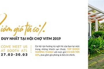 Mường Thanh ưu đãi tới 60% tại hội chợ du lịch quốc tế Việt Nam VITM 2019