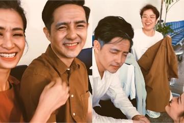 """Đông Nhi - Ông Cao Thắng hóa vợ chồng 60 tuổi, lộ concept ảnh cưới """"cùng nhau già đi"""""""