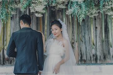 Văn Mai Hương tung ảnh cưới sau khi lên tiếng về việc sẽ lên xe hoa vào tháng 11