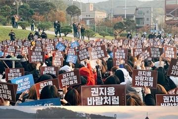 HOT: G-Dragon (Big Bang) chính thức xuất ngũ, biển fan chào đón như concert