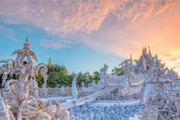 7 ngôi đền, chùa đẹp nổi tiếng châu Á