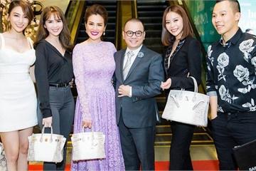 Sự thật về chiếc túi Hermès bạch tạng đắt nhất thế giới mà sao Việt thi nhau diện