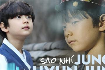 """Quân vương bất diệt: """"Lee Min Ho nhí"""" 9 tuổi gây sốc vì gia tài đóng phim đồ sộ"""