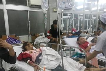 BV Chợ Rẫy tiếp nhận 9 nạn nhân trong vụ tai nạn kinh hoàng tại Bến Lức