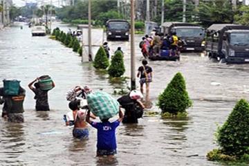 Dù chịu ngập lụt, du lịch Thái Lan vẫn tăng trưởng 20%