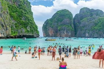 Thêm một địa điểm du lịch Thái Lan đóng cửa vì quá tải, ô nhiễm