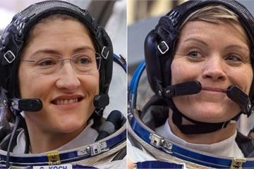 """Lý do """"trời ơi"""" khiến NASA hủy bỏ sứ mệnh thám hiểm vũ trụ gồm toàn phụ nữ"""