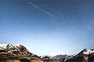 Mưa sao băng 76 năm mới có một lần sẽ xuất hiện vào đêm nay