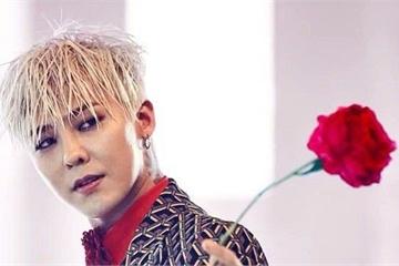 G-Dragon đứng đầu sao Kpop kiếm tiền tỷ từ bản quyền