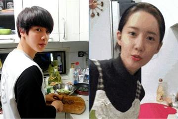 Idol Kpop trổ tài nấu nướng, ai là người nấu ăn giỏi nhất?