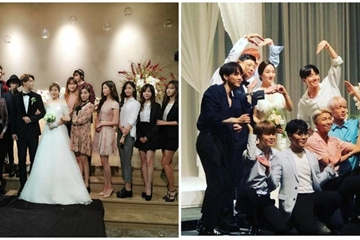 Loạt Idol Kpop hát mừng đám cưới, ai hát đỉnh nhất?