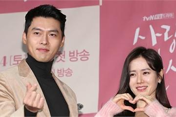 """Hyun Bin bất ngờ lên tiếng về tin đồn hẹn hò với """"chị đẹp"""" Son Ye Jin"""