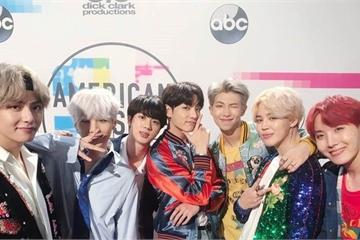 Xem trực tiếp BTS tại Quảng trường Thời Đại đêm Giao thừa đón năm mới 2020