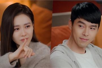 Hyun Bin và Son Ye Jin mượn rượu hẹn ước chuyện yêu đương