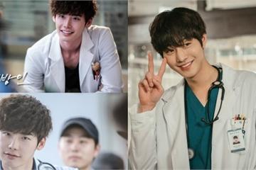 5 chàng bác sĩ điển trai nhất trong phim truyền hình Hàn Quốc