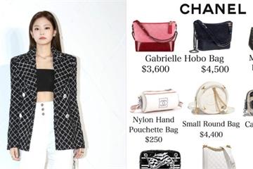 Bộ sưu tập túi xách tiền tỷ của Jennie BLACKPINK phụ nữ nào cũng ao ước
