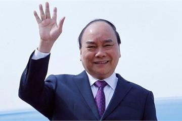Thủ tướng dự Diễn đàn Vành đai và Con đường: Hợp tác vì thịnh vượng chung