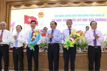 Thủ tướng phê chuẩn Phó Chủ tịch UBND tỉnh Đồng Tháp