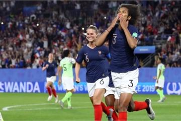 FIFA Women's World Cup 2019: Pháp, Na Uy, Đức, Tây Ban Nha tiến vào vòng 2
