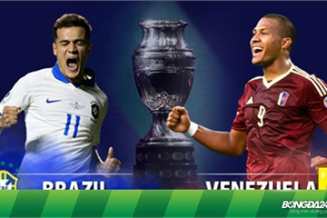 Copa America 2019: Brazil bất lực khi để Venezuela cầm hòa