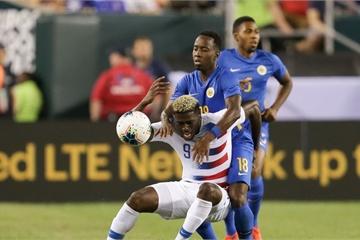 CONCACAF 2019: Curacao thất thủ, ngậm ngùi nhìn Mỹ vào bán kết