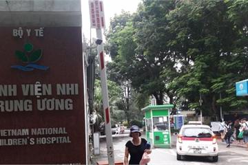 Gửi xe tại Bệnh viện Nhi Trung ương: Không đọc kĩ thông báo, tài xế nhận cái kết đắng