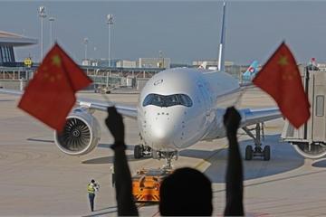 90 giây ngắm nhìn Sân bay Đại Hưng - sân bay lớn nhất thế giới của Trung Quốc