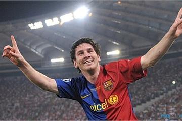 Messi coi bàn thắng hạ sát M.U là kỷ niệm... ngọt ngào nhất