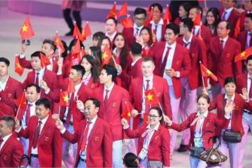 SEA Games 30: Chính thức khai màn ngày hội lớn của Thể thao Đông Nam Á