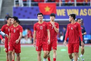"""""""Bật mí"""" sự chắc chắn nơi hàng thủ và khả năng không chiến của U22 Việt Nam tại SEA Games"""