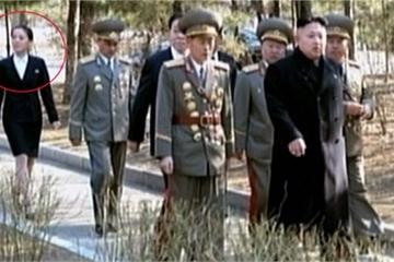 Triều Tiên: Em gái Kim Jong-un lo hậu cần cho anh trai