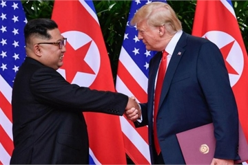 Phát ngôn bất ngờ của ông Trump ngay trước thượng đỉnh Mỹ - Triều lần hai