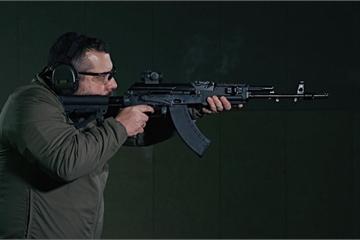 """750.000 khẩu AK-203 của Nga sắp """"ra lò"""" ở Ấn Độ"""