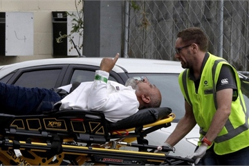 Sốc: 2 vụ xả súng ở New Zealand, hơn 60 người thương vong, 4 tay súng bị bắt