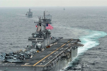 """Căng thẳng Mỹ - Trung: Ông Trump vừa dội thêm """"gáo nước lạnh"""" vào Trung Quốc"""