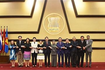 Hàn Quốc – ASEAN cam kết tăng cường thêm quan hệ đối tác