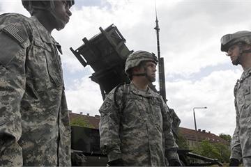 Ngoài 1.000 lính, Mỹ còn đưa vũ khí gì tới Trung Đông để chuẩn bị chiến tranh với Iran?
