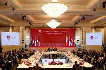 ASEAN đưa ra Tuyên bố Bangkok về chống lại rác thải nhựa đại dương