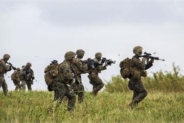 Lo ngại Trung Quốc, Mỹ huy động số lượng lớn binh sĩ tập trận về chủ đề Biển Đông