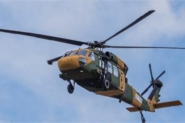 Thực hư trực thăng của quân đội Thổ Nhĩ Kỳ vừa bị bắn rơi ở Syria?