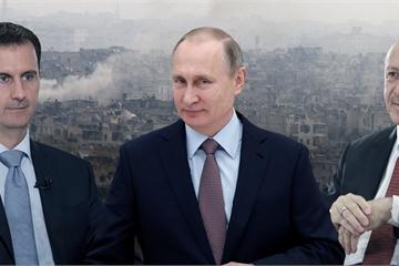 """Dấn sâu vào chiến sự ở Syria, Nga đang tự """"mua dây buộc mình""""?"""
