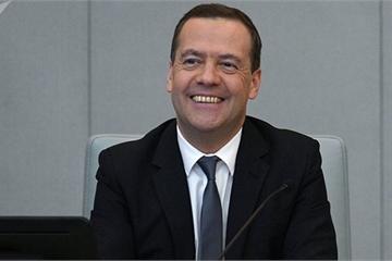 Thủ tướng Nga Medvedev 'dội gáo nước lạnh' vào chiến lược mới của Mỹ với ASEAN